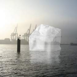 Ice Cube ~ a project out of hamburg asking you to all join in and add some ice...