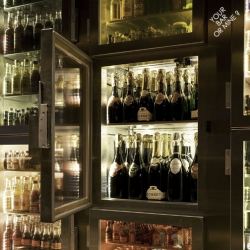 A new kind of bar where you never have to wait to be served. Serve yourself at MiNiBAR.