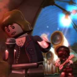 LEGO ROCK BAND is coming!!!