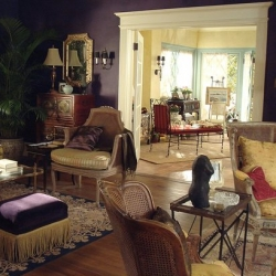 Casa sugar has an interview with set designer of the new HBO remake of Grey Gardens, Kalina Ivanov.