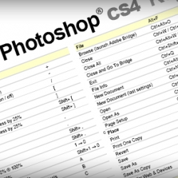 Photoshop Cheat Sheets and more!!! (ruby on rails, css, illustrator, html, and more!)