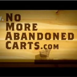 Redneck rescues abandoned shopping carts, gives them some much needed loving. Munn Powell, of Napoleon Dynamite fame, shot this spot.