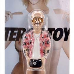 Terrytoy - photographer Terry Richardson got turned into a collectible toy.