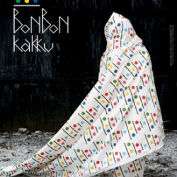 Bon Bon Kakku, store with a new concept;  democratic way of designing fabrics! Here you can buy some of the already made designs, or you can upload your own design which will be scored by the viewers.
