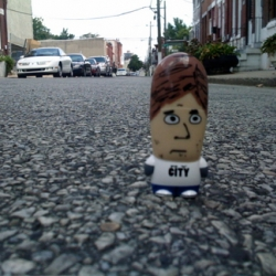 "The new HBO animated serious; ""Life and Times of Tim""  has a special edition  Mimobot."