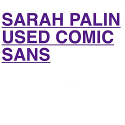 the counterpart to John McCain is Your Jalopy: Sarah Palin is Your New Bicycle's Flat Tire
