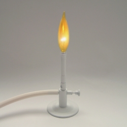 Bunsen Burner Light ~ cute concept! by Damian Barton