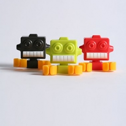Robot Toothbrush Holder!