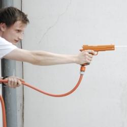 Garden Gun 5.1 - watergun hose?