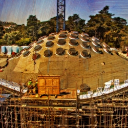 The AP discusses some of the latest environmentally sustainable features that will be included in construction of the new California Academy of Sciences.