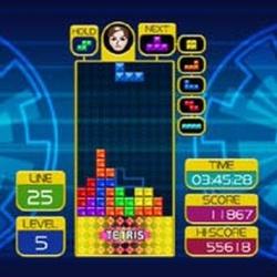 Tetris for Wii!