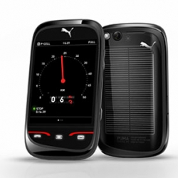 Puma will soon introduce their new Puma Phone. A solar powered cellphone with lots of features, always having the active person in mind. It actually looks pretty nice, cannot wait to check it out in person.