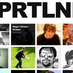 "Developer Chris Kalani recently created ""We are PRTLND,"" a networking site for Portland's photographers, designers, and developers."