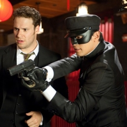 Sony has finally released a real trailer for Michel Gondry's Green Hornet starring Seth Rogan.