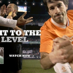 Amazing nike short/ad from Guy Ritchie! A first person view/account of what a soccer super star goes through! VERY COOL!!!!