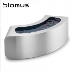 Blomus has a new humidifier that's so pretty, it makes me want to get sick! by Floz design for Blomus.