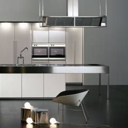 if like us, you're on the search for the perfect mix of minimalism and functionality in your kitchen, then perhaps you need look no further than boffi...