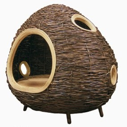 Pretty handmade spacious cat homes by German Home Basic