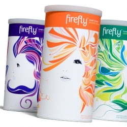 How can a drugstore product value the atypical consumer that doesn't identify with corporate cosmetic brands? The firefly concept was to focus on the emotional empowering desire young women feel to create an individual look.