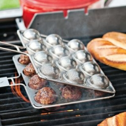 Meatball Grilling Basket.