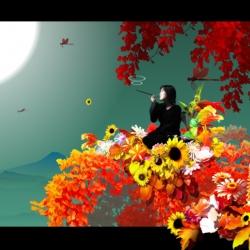 Amazing interactive web design by RAKU GAKI