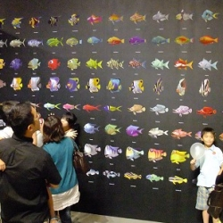 Pixar Exhibition at Taipei Fine Arts Museum