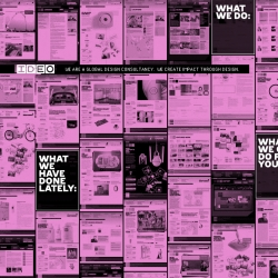 IDEO site redesign ~ first in 7 years!