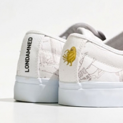 Illustrator duo Kozyndan (Kozy and Dan) from Santa Monica, once again got to put their work onto two new Puma sneakers.