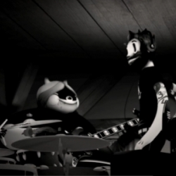 23 year-old designer, illustrator and animator Matthieu Bessudo aka McBess produced this awsome music video for the band The Dirty Pirates.