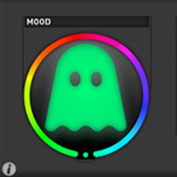 Ghostly Discovery; Free music discovery app for your iPhone. Finds music based on your mood!! Cool!
