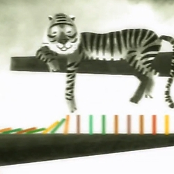 """Dominoes"" by Wyld Stallyons - Great animations, metaphors and sound track in this new short from WWF encouraging people to embrace activism."