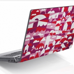 Danish designer Emil Kozak has worked his magic on a range of Dell Laptops.