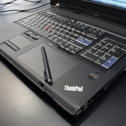Lenovo Thinkpads with Wacom tablets built in!