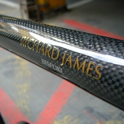 Bespoke Saville Row tailor Richard James got together with Condor Cycles on a beautiful bike!