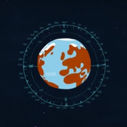 The end of the world in 2012 ! cute animation!