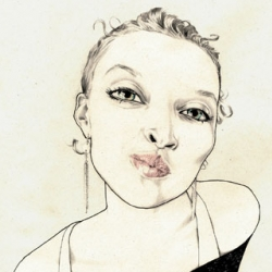 So talented! We love these illustrations by Denise van Leeuwen.