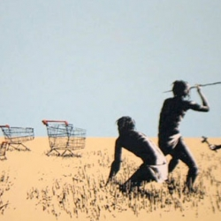 Original signed Banksy Print for £0.01? Yes, its possible.