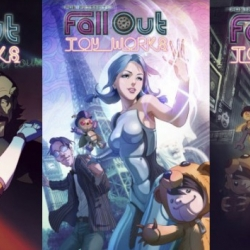 The band Fall Out Boy will be releasing their first manga/comic later this year.