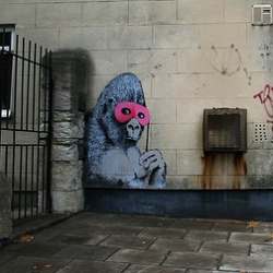 UK Street Art - The definitive site for UK based street art, graffiti, prints, exhibitions and much more…