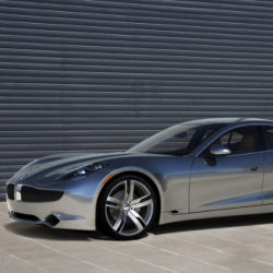 Fisker Automotive's eco-friendly plug-in hybrid, 'Karma', revealed.