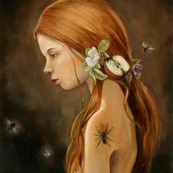 Melissa Haslam. Beautiful artwork by emerging Australian artist.