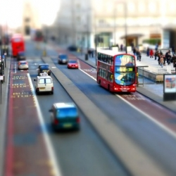 50 beautiful examples of tilt-shift photography.