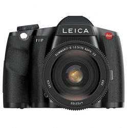 Leica has released the new S2 DSLR, 37.5 megapixels of sheer photographing prowess.