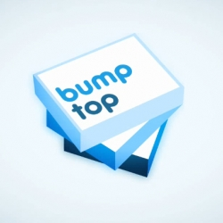 BumpTop is a graphical overlay for Windows-based operating systems. Check out some of the exciting new multi-touch gestures Bump Top is unveiling. Finally here after #15092