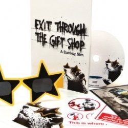 Banksy releases Exit Through The Gift Shop on DVD