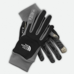Wow even North Face is getting in on the iPhone/touchpad fingered gloves bandwagon... with grippy silicone palms even!