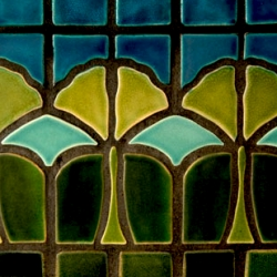 Pewabic Pottery is a living treasure and offers visitors an exciting glimpse of a little known part of American history. Founded in 1903 during the Arts & Crafts Movement, Pewabic is nationally renowned for its tile and pottery in unique glazes.
