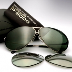 The Classicist: Made in the Shade - Porsche Design Heritage Collection.