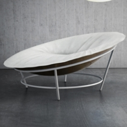 Luna is a day-bed concept by the french designer Stéphane Garreau.