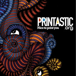 Printastic is a new online printshop based in Barcelona with a great selection of work from illustrators and artists around the World. Happiness for your walls while you support the production of Bendito Machine series.